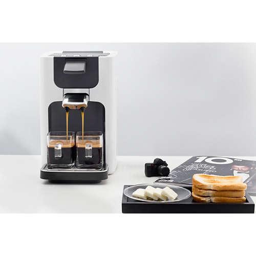 Quadrante Kaffepudemaskine