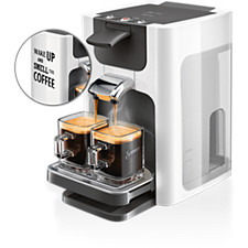 SENSEO Quadrante-kaffeputemaskin