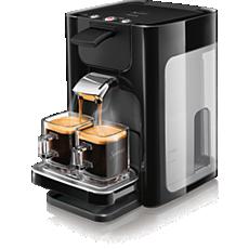 HD7863/64 SENSEO® Quadrante Cafeteira com sachê original
