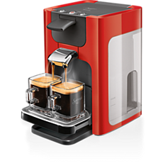 HD7863/82 SENSEO® Quadrante Cafetera de monodosis de café