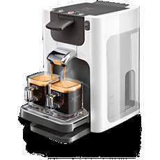 HD7864/11 SENSEO® Quadrante Machine à café à dosettes