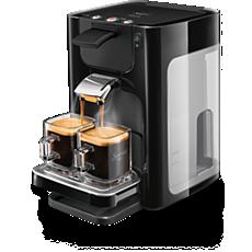 HD7864/61 -  SENSEO® Quadrante Coffee pod machine