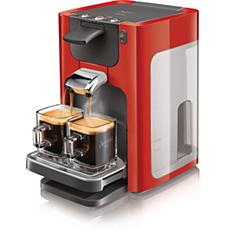 HD7864/81 SENSEO® Quadrante Coffee pod machine