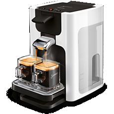 HD7865/00 SENSEO® Quadrante Machine à café à dosettes