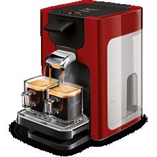 HD7865/80 SENSEO® Quadrante Machine à café à dosettes