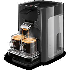HD7868/20 SENSEO® Quadrante Kaffeepadmaschine