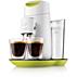 SENSEO® Twist Kohvipadjakestega kohvimasin