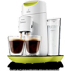 HD7870/18 -   Twist Máquina de café en bolsitas individuales