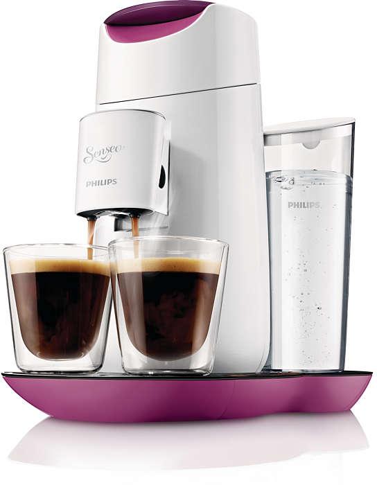 Lag SENSEO®-kaffen akkurat slik du vil ha den