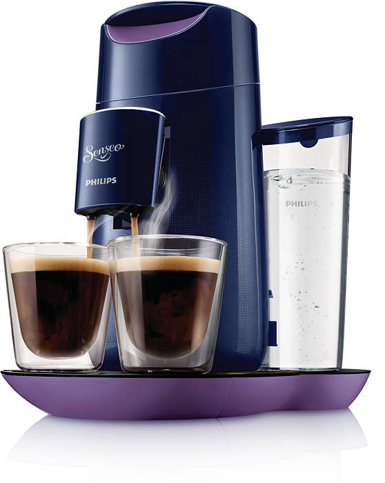 Zet uw SENSEO® koffie precies zoals u hem wilt