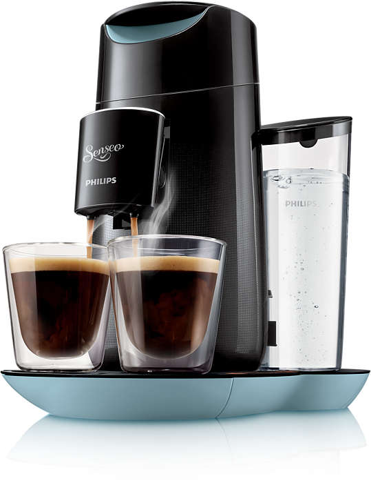 Brew your SENSEO® coffee the way you like it
