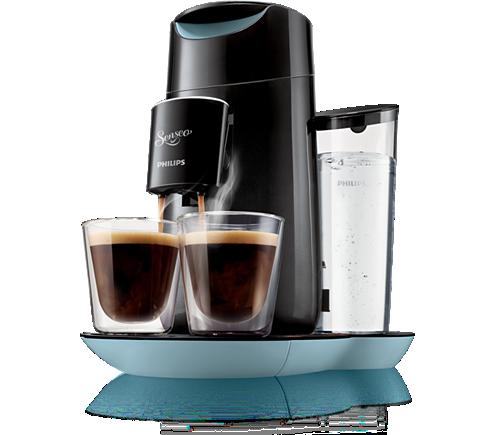 twist coffee pod machine hd7870 60 senseo. Black Bedroom Furniture Sets. Home Design Ideas