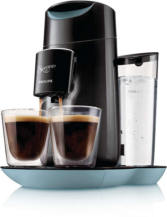 Préparez un café SENSEO® comme vous l'aimez