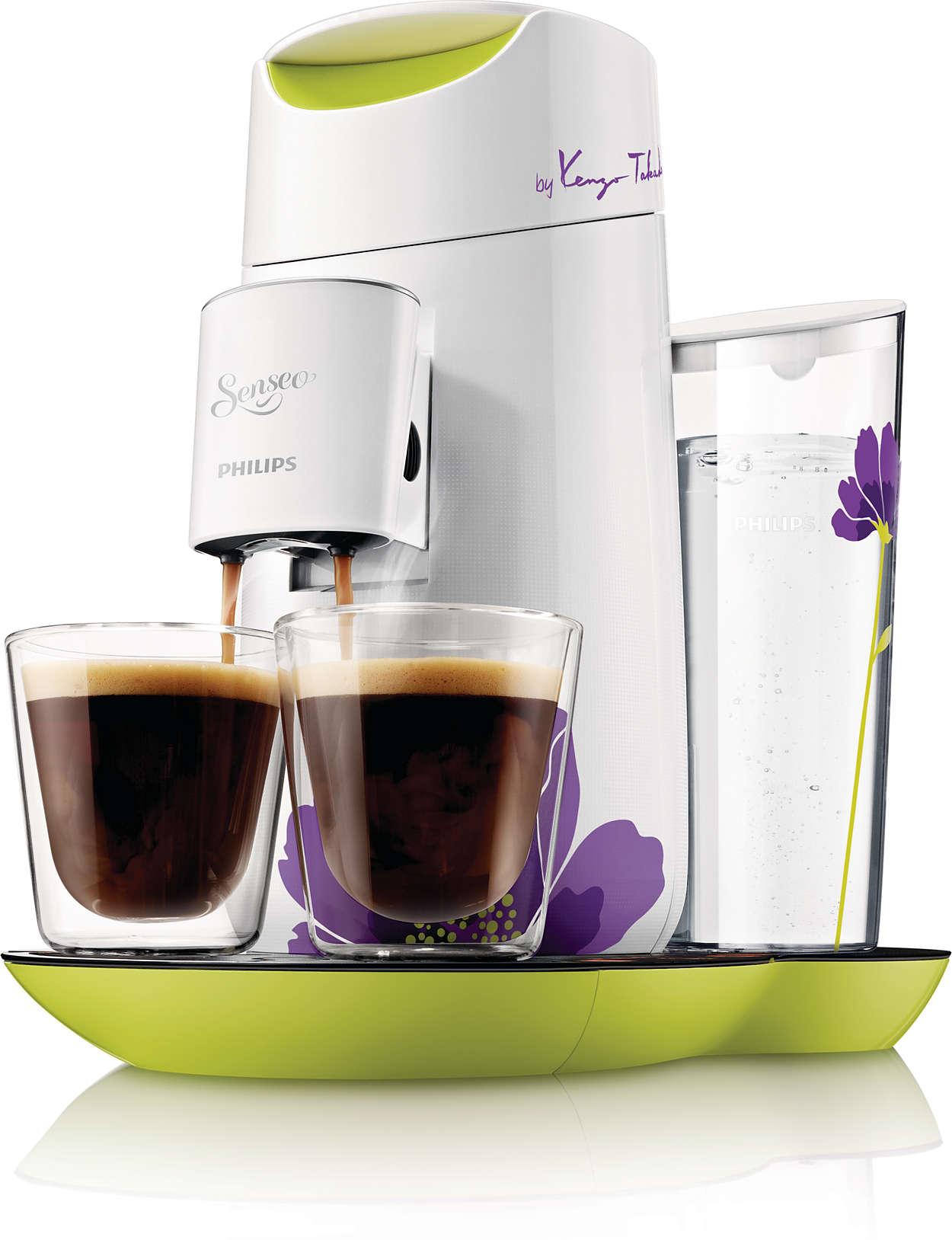 twist machine caf dosettes hd7870 90 senseo. Black Bedroom Furniture Sets. Home Design Ideas