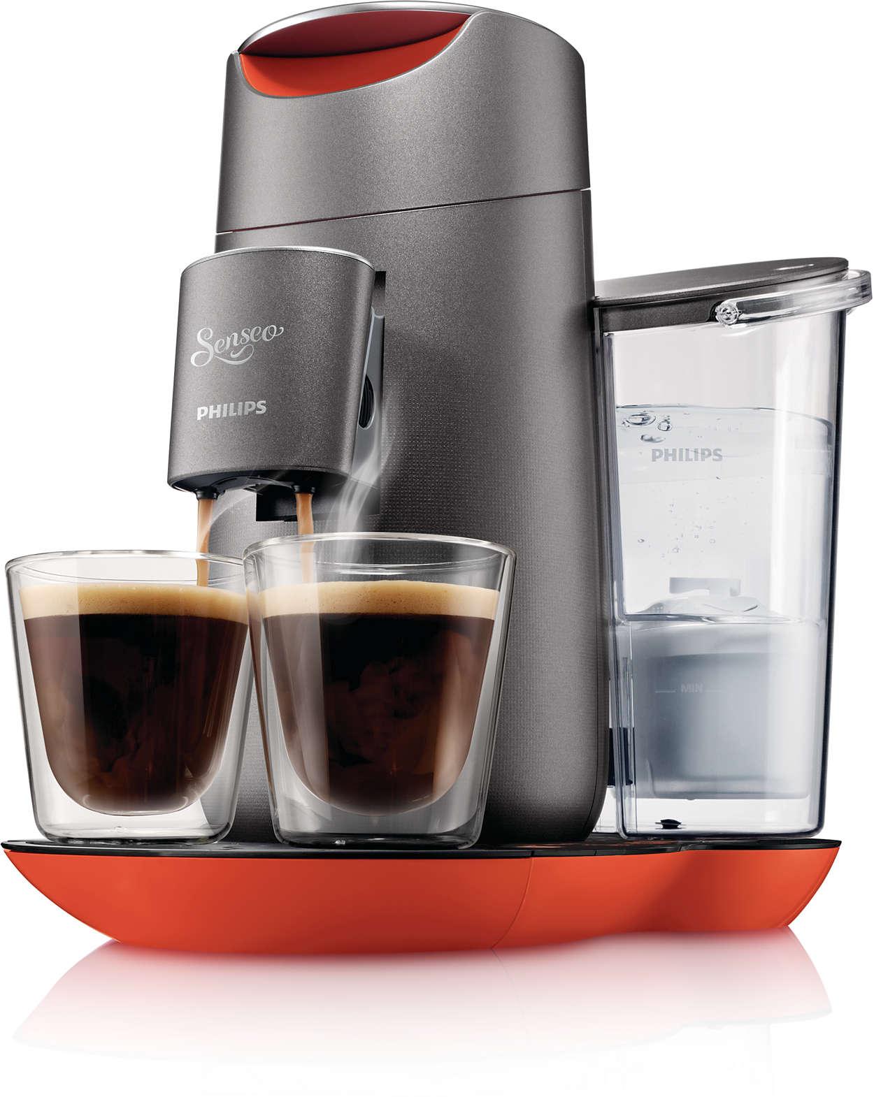 twist machine caf dosettes hd7873 51 senseo. Black Bedroom Furniture Sets. Home Design Ideas