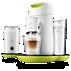 SENSEO® Twist & Milk Kaffepudemaskine og mælkeskummer