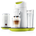 SENSEO® Twist & Milk Kaffeepadmaschine und Milchaufschäumer