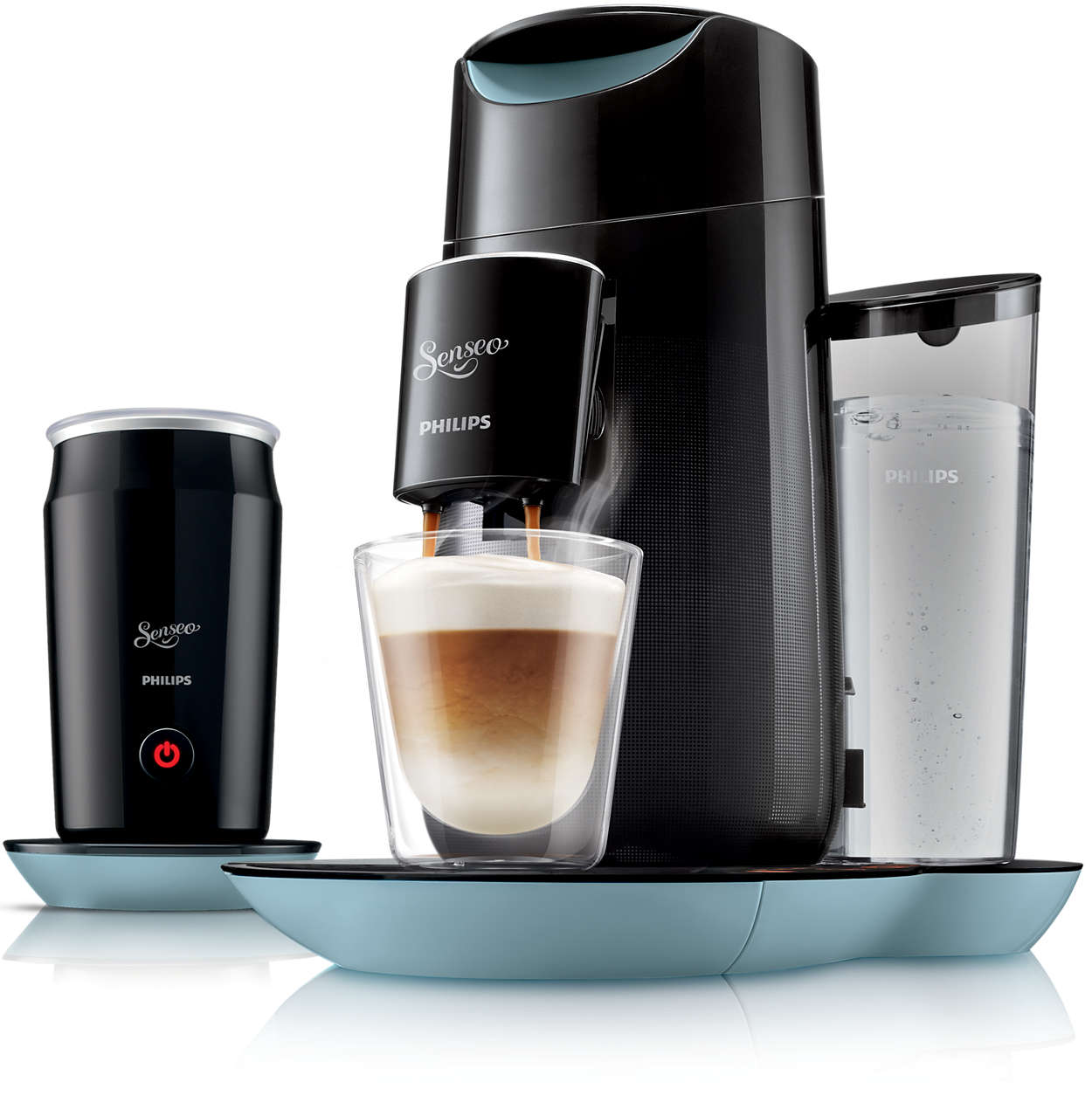 Préparez votre cappuccino comme vous l'aimez
