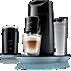 SENSEO® Twist & Milk Machine à café à dosettes avec mousseur à lait