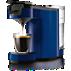 SENSEO® Up Coffee pod machine HD7880/70 Strength select function Marine Blue Most compact Senseo ever