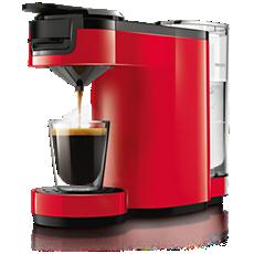 HD7880/81 SENSEO® Up Machine à café à dosettes