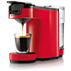 SENSEO® Up Coffee pod machine HD7880/81 Compact size Strength Select Direct start
