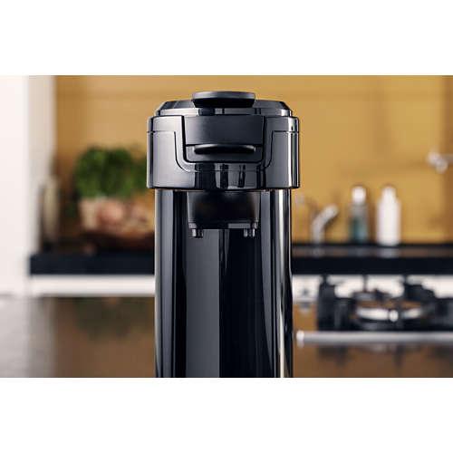 Switch Pad- en filterkoffiezetapparaat