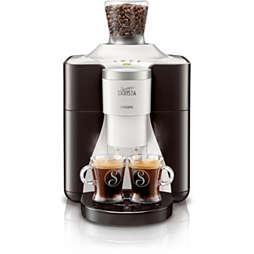 SENSEO® SARISTA Machine à café avec étuis à grains