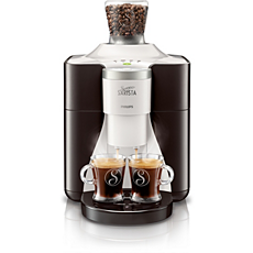 HD8010/10 SENSEO® SARISTA Bean-funnel koffiezetapparaat