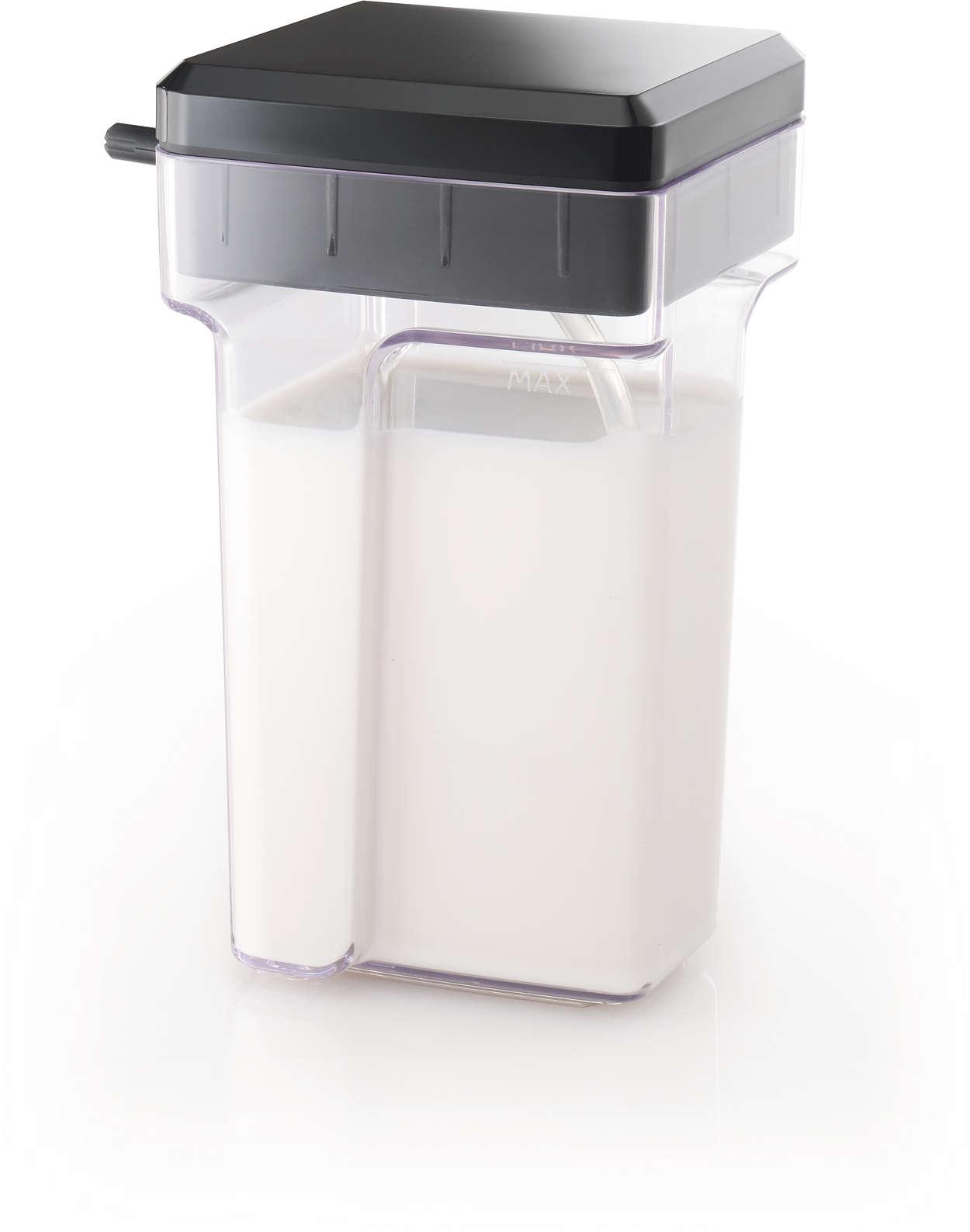 Changez de variété de grains de café en un tour de main