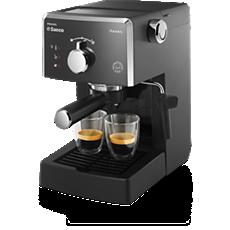HD8323/01 - Philips Saeco Poemia Manual Espresso machine
