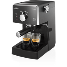 HD8323/01 Philips Saeco Poemia Manual Espresso machine