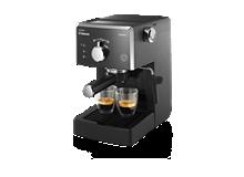 Máquinas de café manuais Saeco