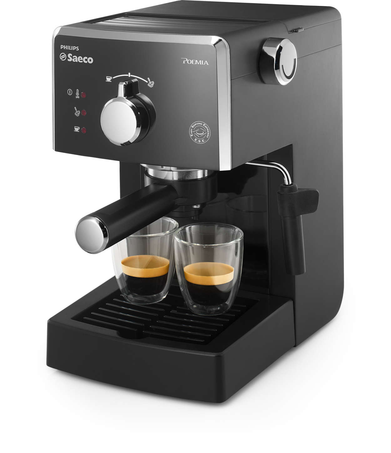 poemia manual espresso machine hd8323 08 saeco. Black Bedroom Furniture Sets. Home Design Ideas