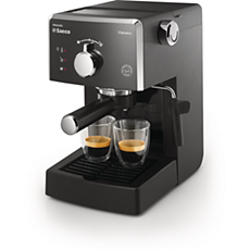 HD8323/09 - Philips Saeco Poemia Manual Espresso machine