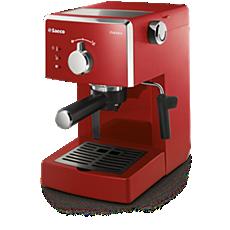 HD8323/12 Saeco Poemia Machine espresso manuelle