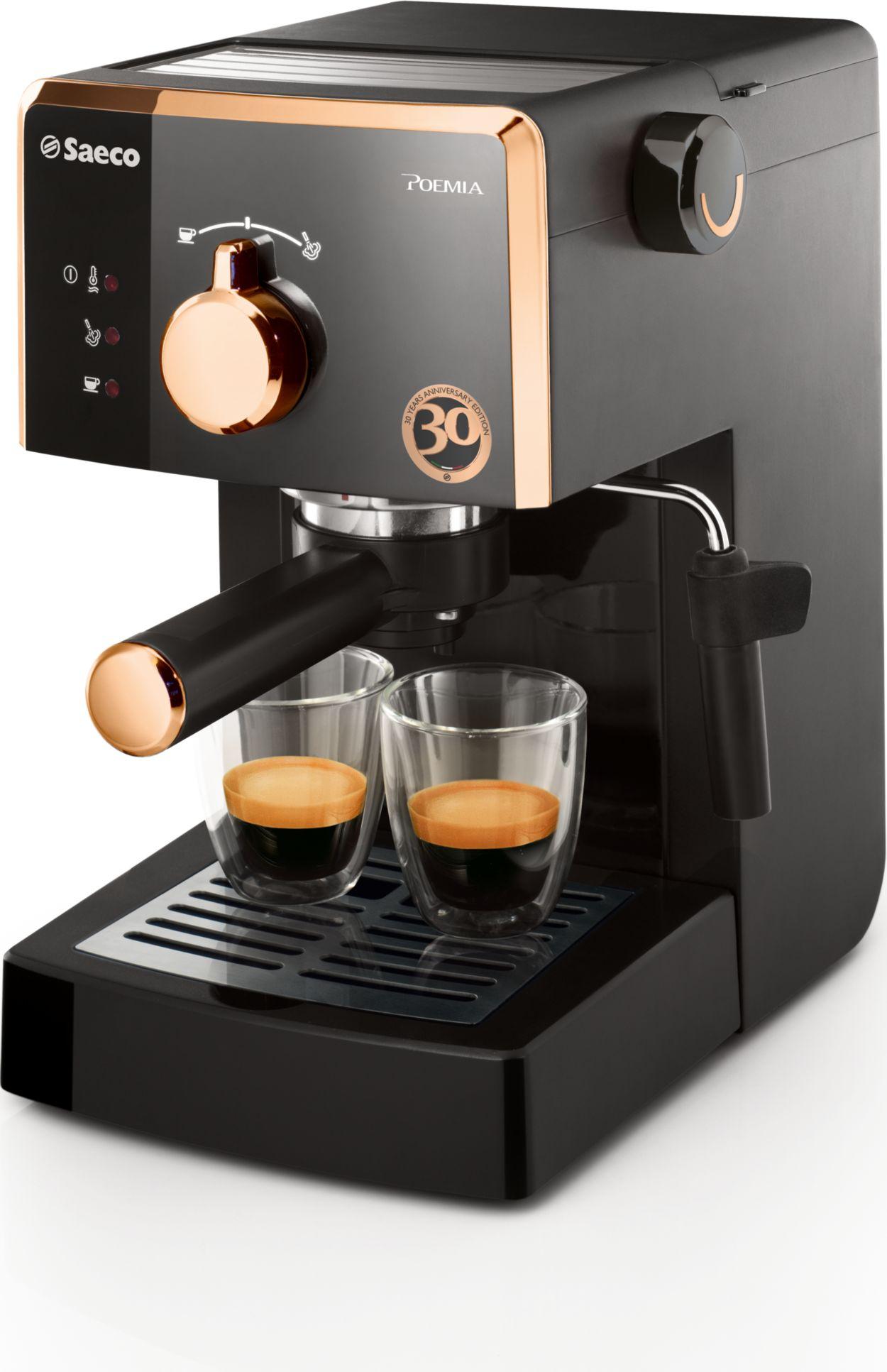 Electronic Saeco Coffee Machine Manual poemia manual espresso machine hd832325 saeco authentic italian every day