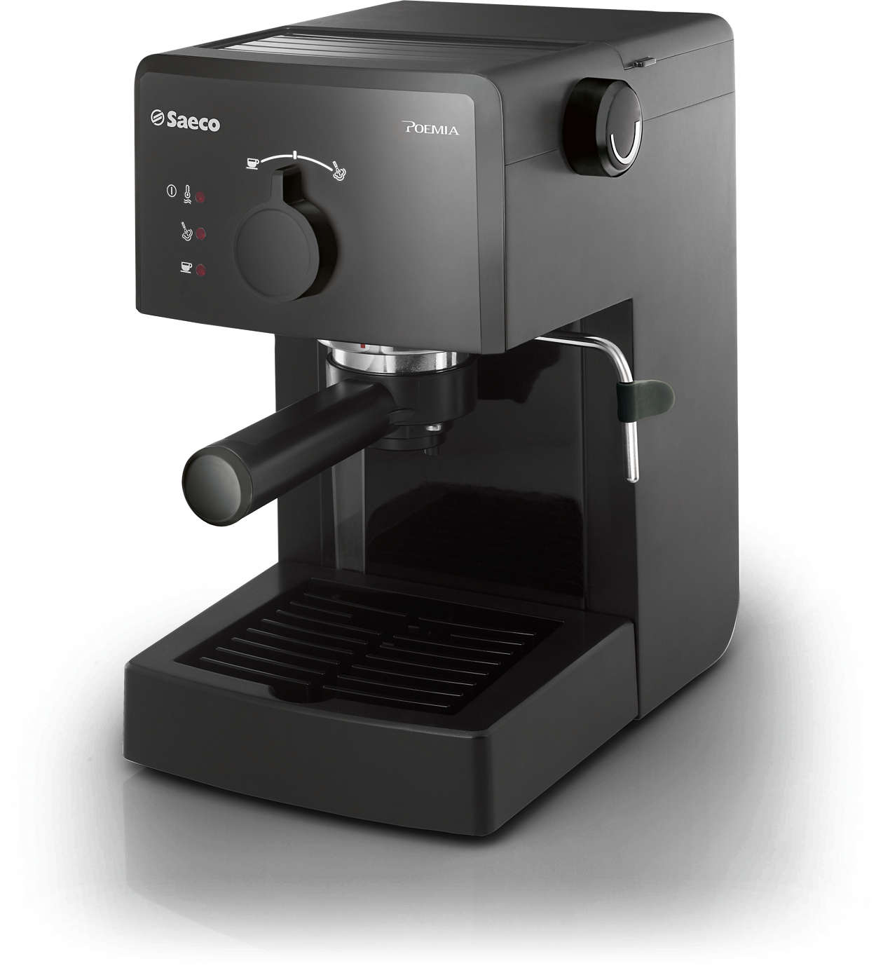 saeco pure espresso machine manual