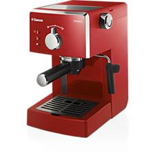 Saeco manual espresso machines