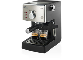 Philips Saeco Poemia Manual Espresso machine HD8325 01 Class