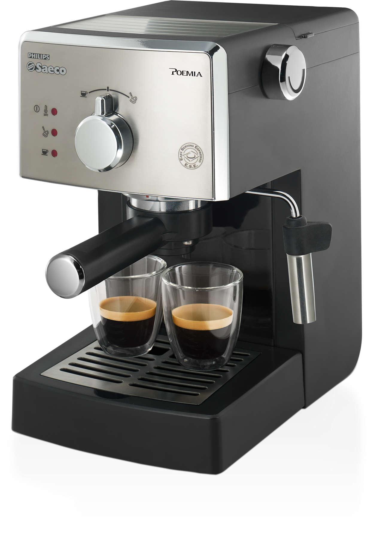 Espresso Italia autentik setiap hari