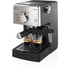 HD8325/47 Philips Saeco Poemia Cafetera espresso manual
