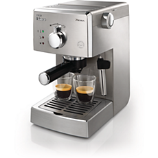 HD8327/01 - Philips Saeco Poemia Manual Espresso machine