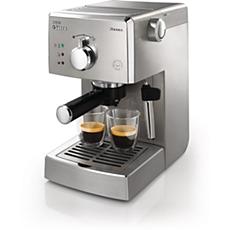 HD8327/09 Philips Saeco Poemia Manual Espresso machine