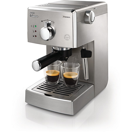 Poemia manual espresso machines
