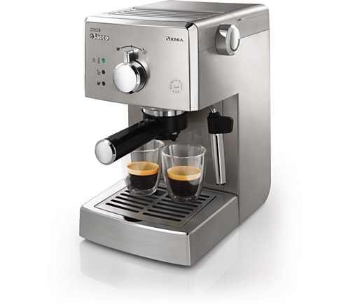 Do espresso machines need special beans