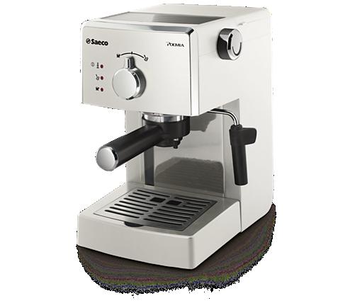 poemia machine espresso manuelle hd8423 21 saeco. Black Bedroom Furniture Sets. Home Design Ideas