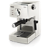 Saeco Poemia Manual Espresso machine HD8423/21 Classic Milk Frother White