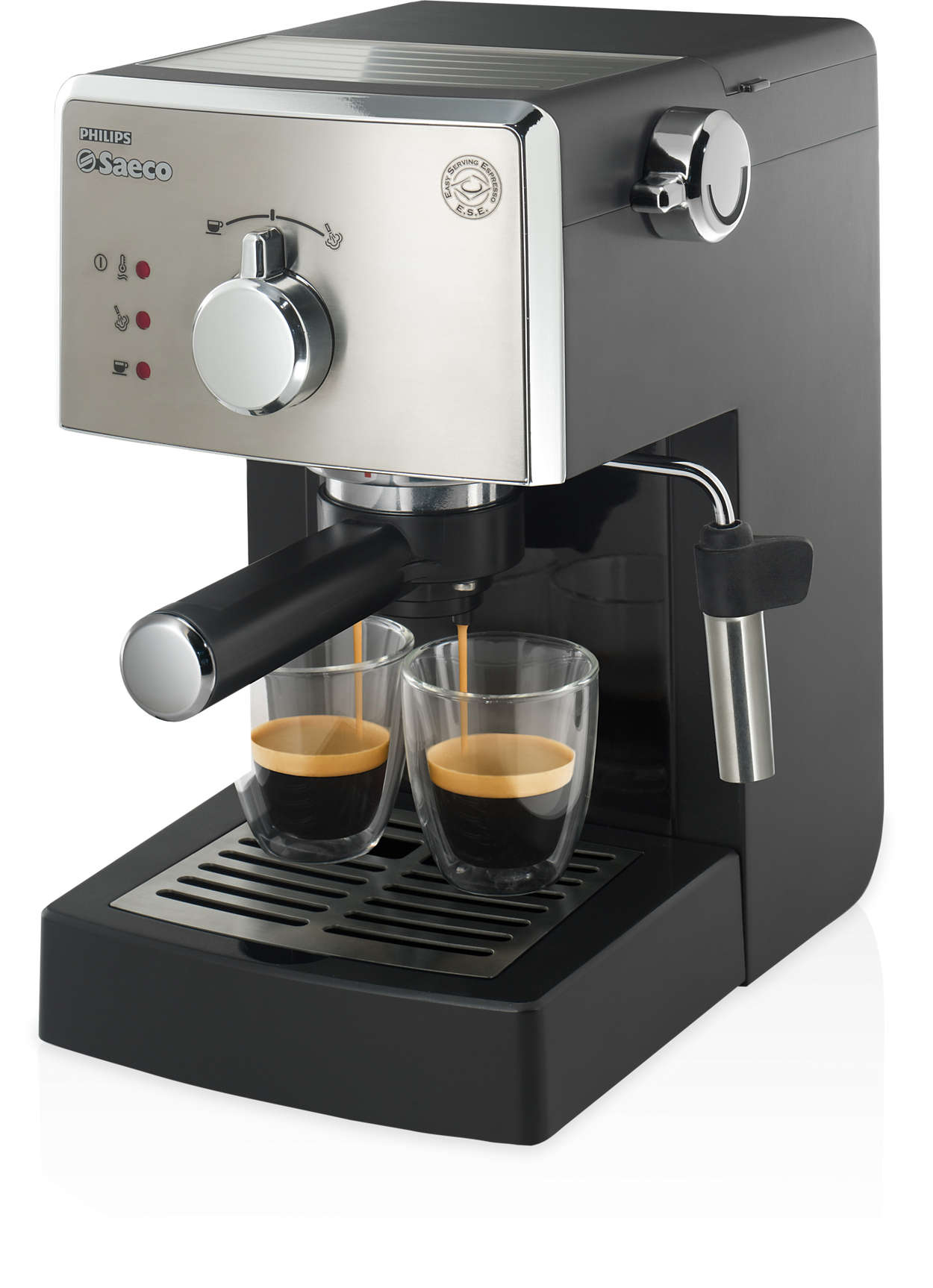 Auténtico espresso italiano cada día