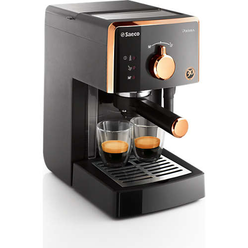 Poemia Espressor manual